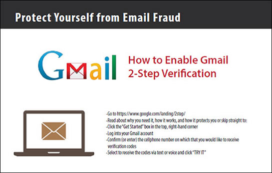 How to protect your email account.