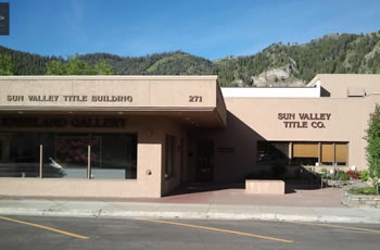Sun Valley Title Building