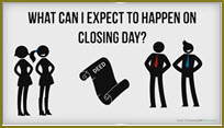 What Happens On Closing Day?